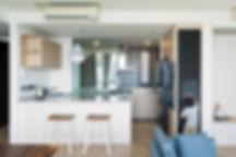 Interior Design Malaysia Kuala Lumpur Sentul Capers Livng Dry Kitchen Island