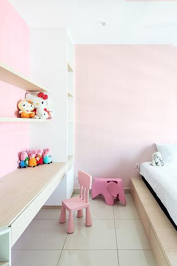Interior Design Malaysia Kuala Lumpur Setia Eco Glades Cyberjaya Kids Girls Bedroom