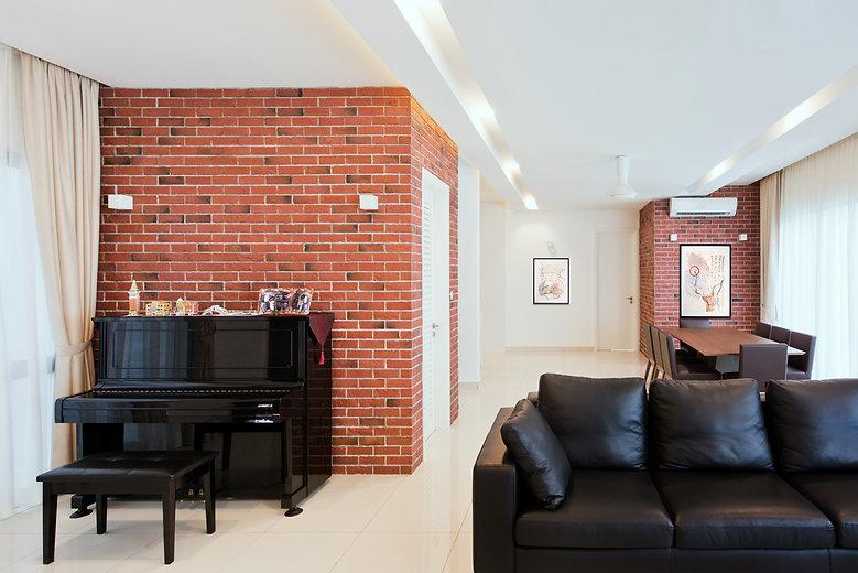 Interior Design Malaysia Kuala Lumpur Setia Eco Glades Cyberjaya Living Dining Piano Brics