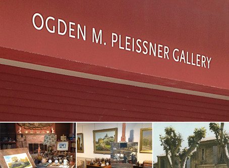 The Ogden Minton Pleissner Gallery