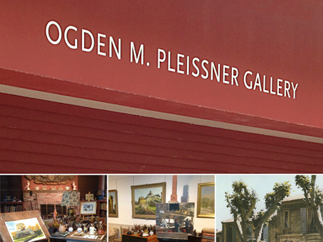 The Ogden Minton Pleissner Gallery