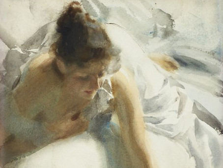Happy Birthday Anders Zorn!