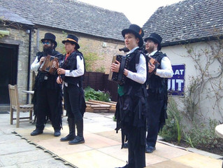 Dance Out - Seven Tuns