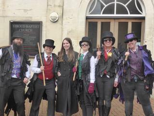 Dance Out - Stroud Wassail 2017
