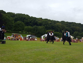 Dance Out - Mitcheldean Festival and Fete