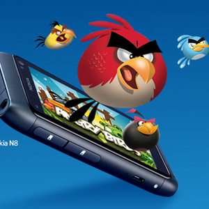 • N8 Gaming & Angry Birds - Nokia