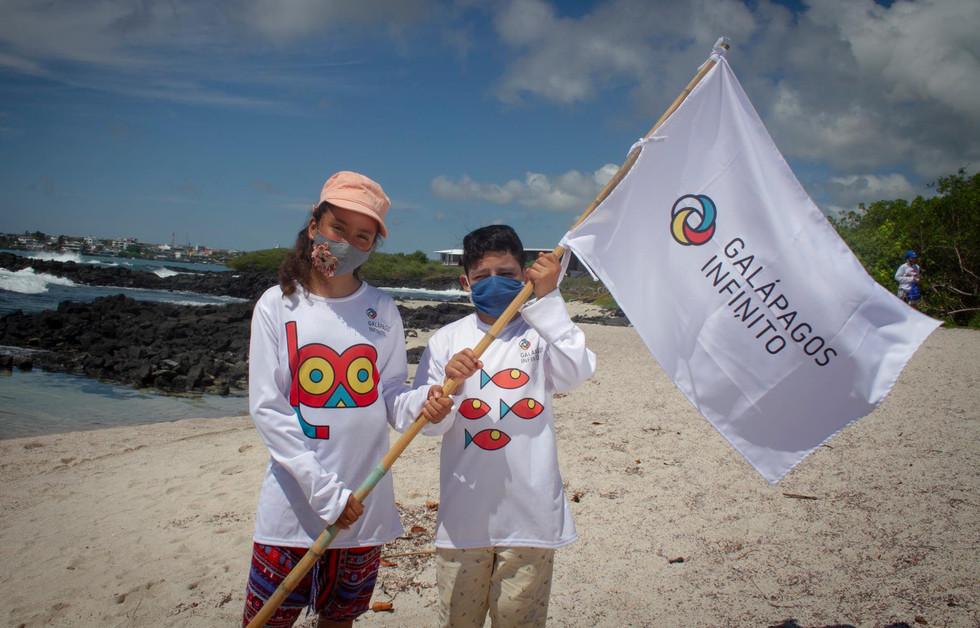 • Galápagos Infinito - BID, Naveducando Foundation