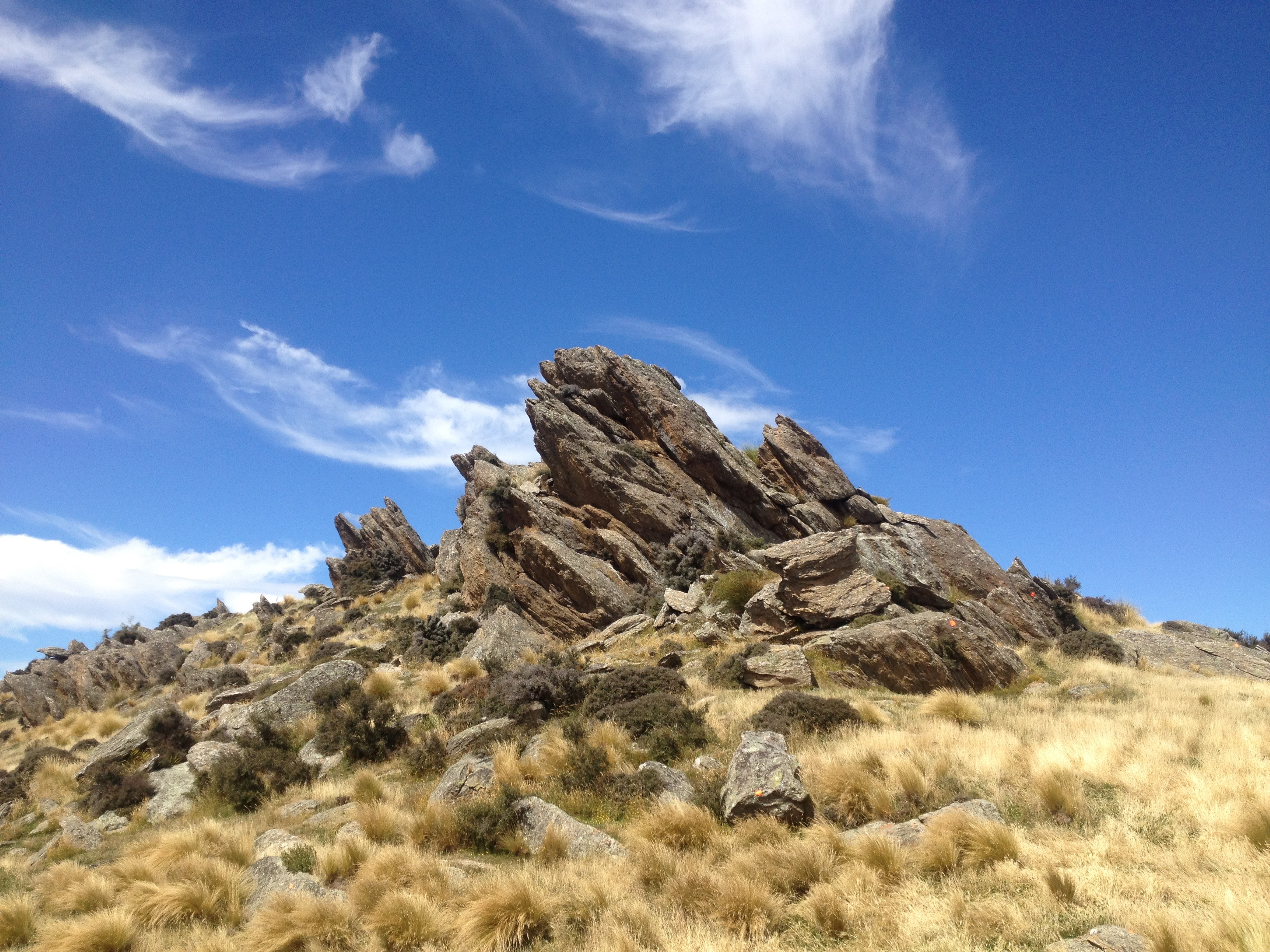 Blackburn Ridge - Otago