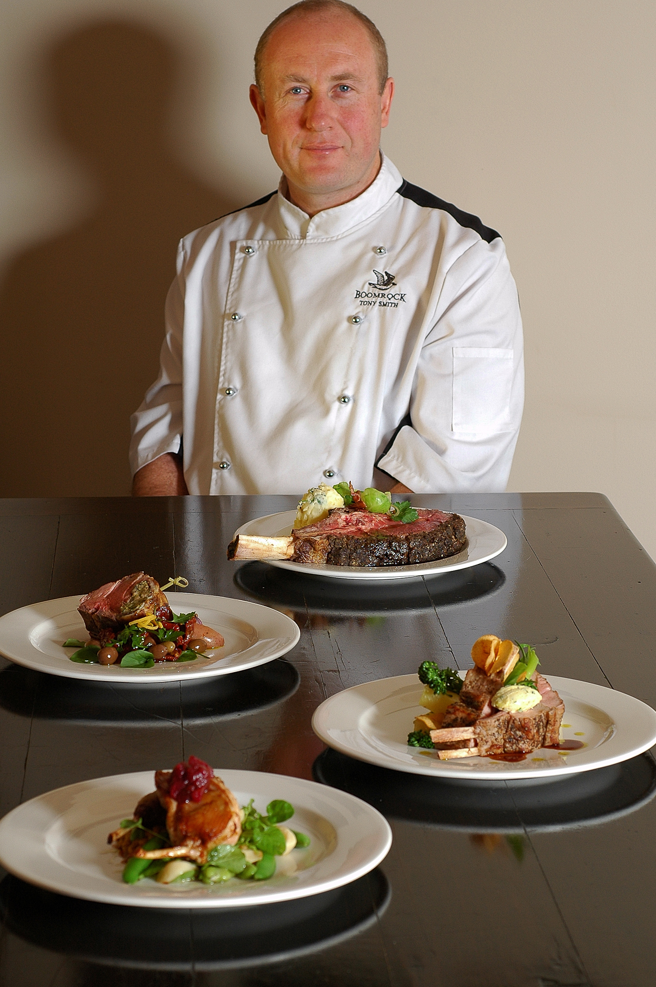 Boomrock Lodge - Chef Tony Smith