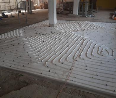 podlahové kúrenie prešov a okolie