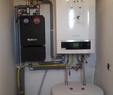plynový kondenzačný kotol