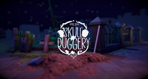Skullduggery Splash