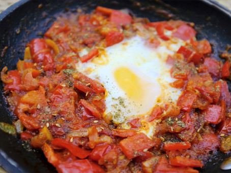 Best Shakshuka Recipe (easy!)