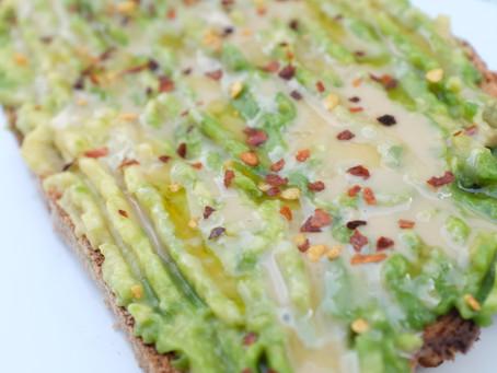 Tahini-Chili Avo' Toast