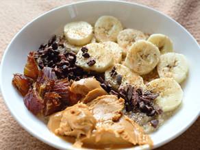Cookie Bowl Porridge