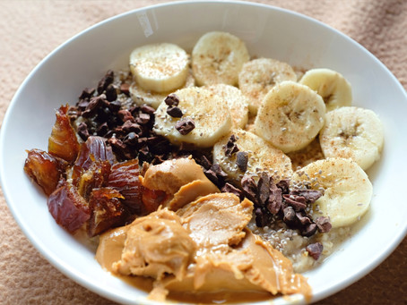 Cookie Bowl Porridge