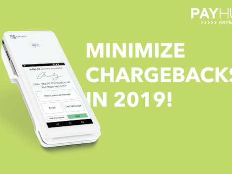 Minimize Chargebacks in 2019