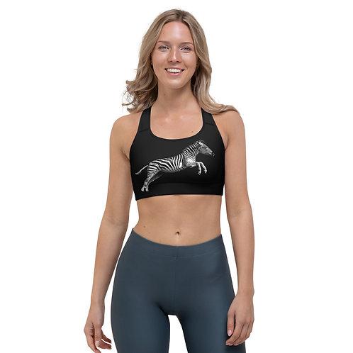 Sports bra - Zebra - Be Incredible...