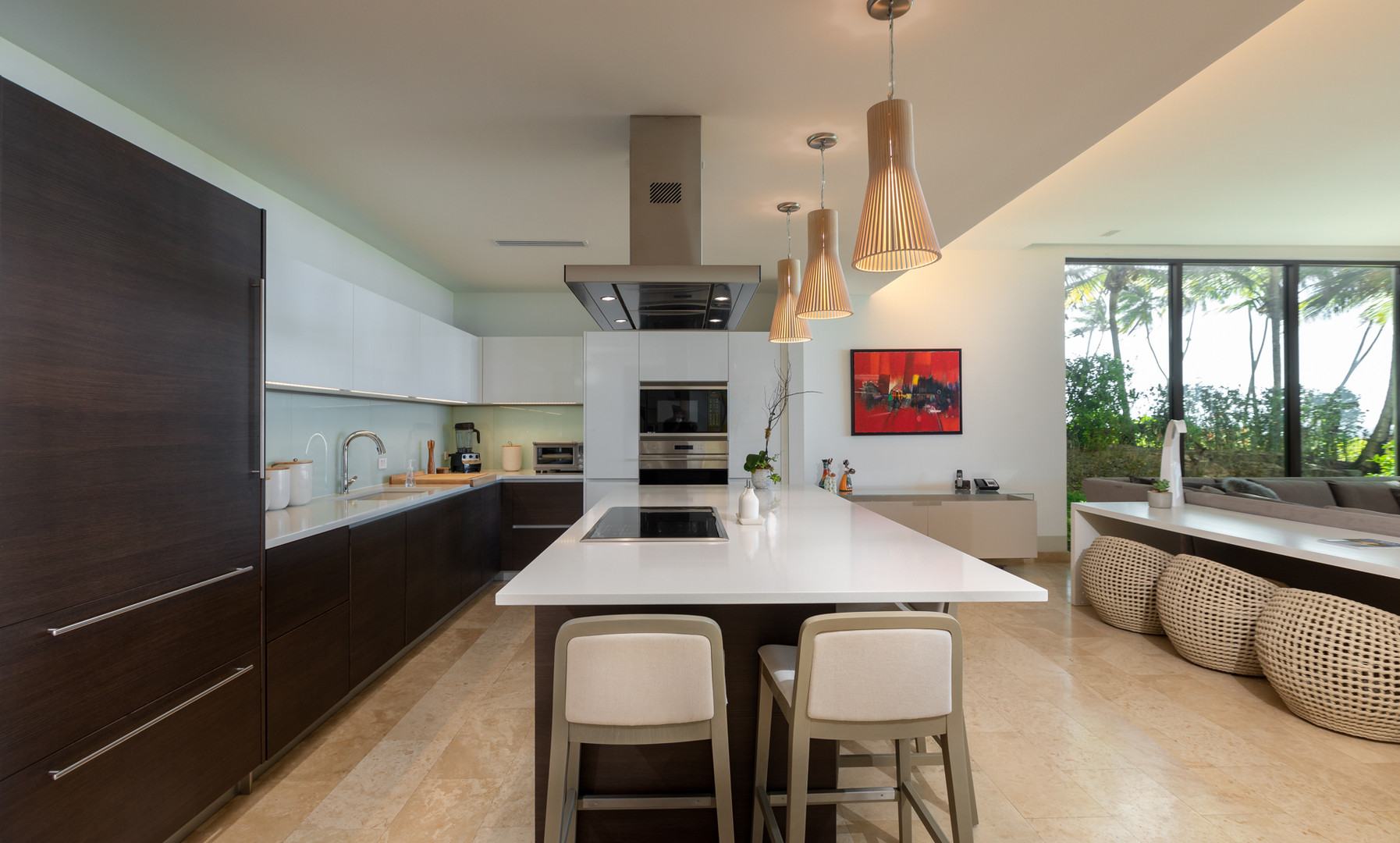 West Beach - Kitchen and Dining Room