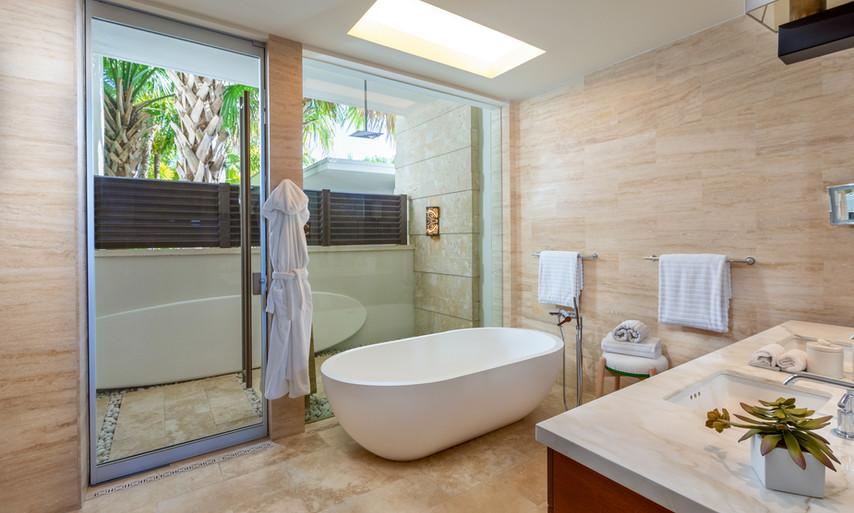 West Beach - Second Master Bathroom
