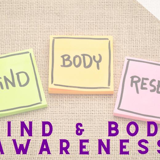 Mind/Body Awareness within Pilates