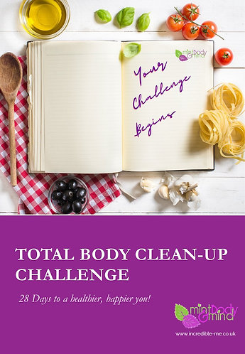 Total Body Clean Up Challenge - 28 days