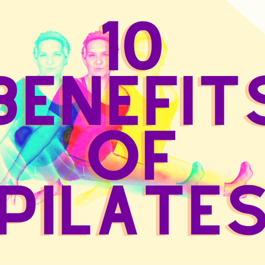 10 Benefits of Pilates