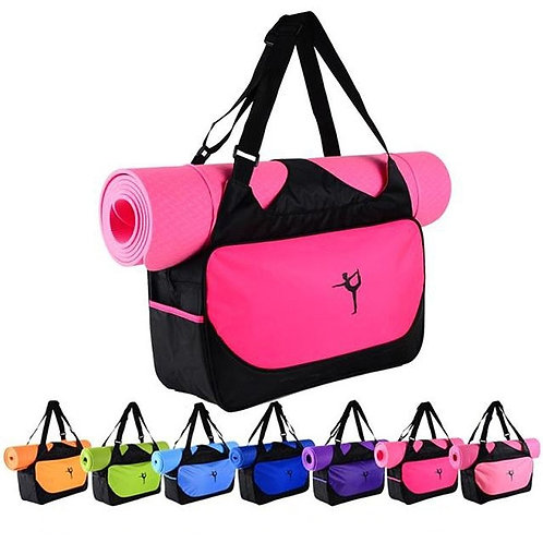 Pilates/Yoga Bag Multifunctional Waterproof Mat & Gym Bag