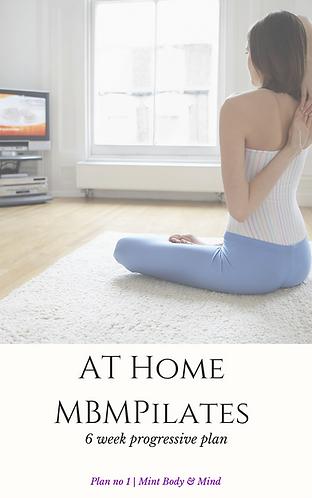 6 Week At Home Pilates Plan