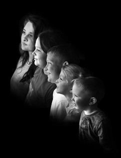 Johnson Family Photoshop