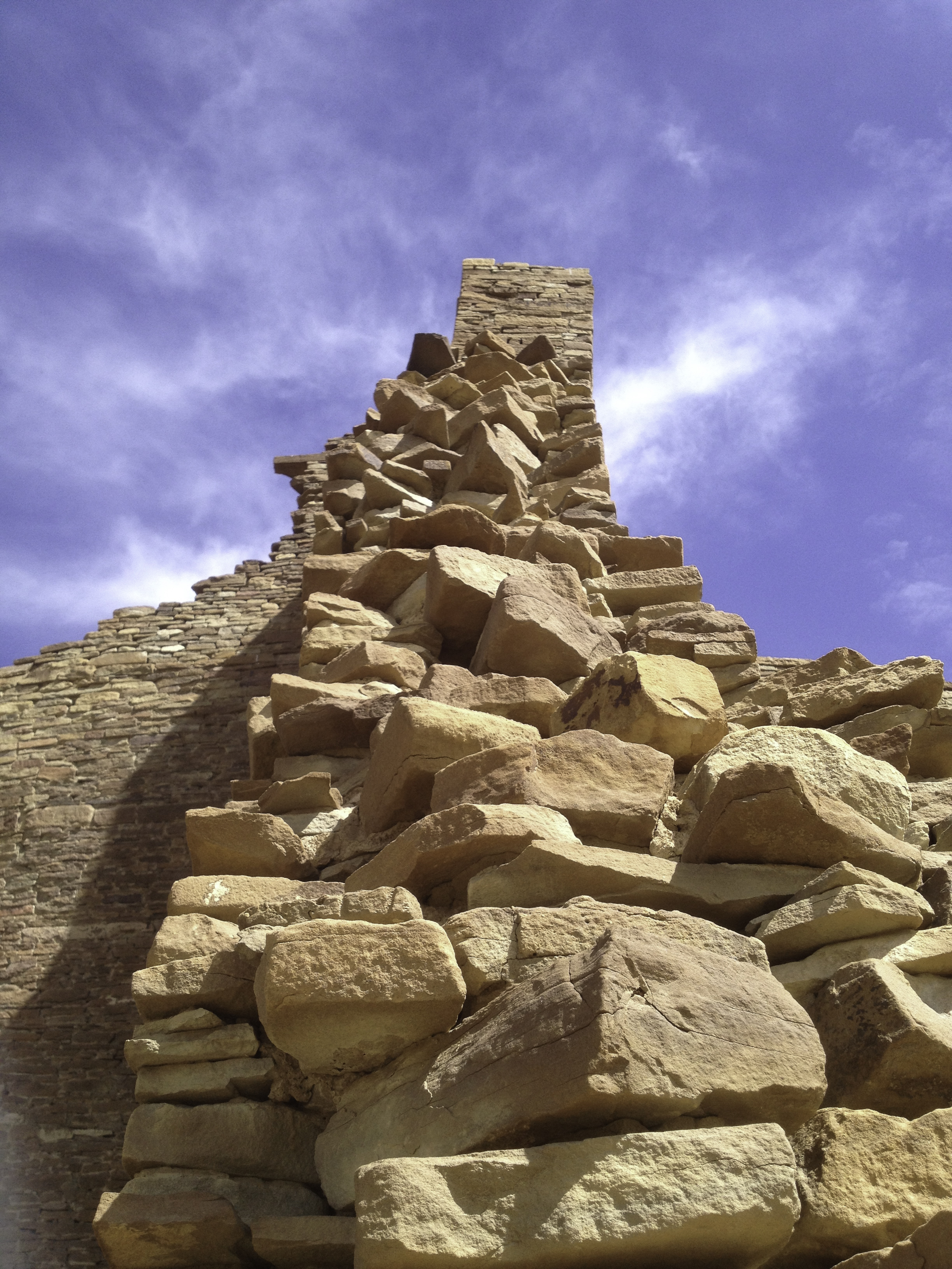 Chaco Structure