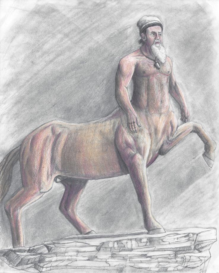 Centaur Dad