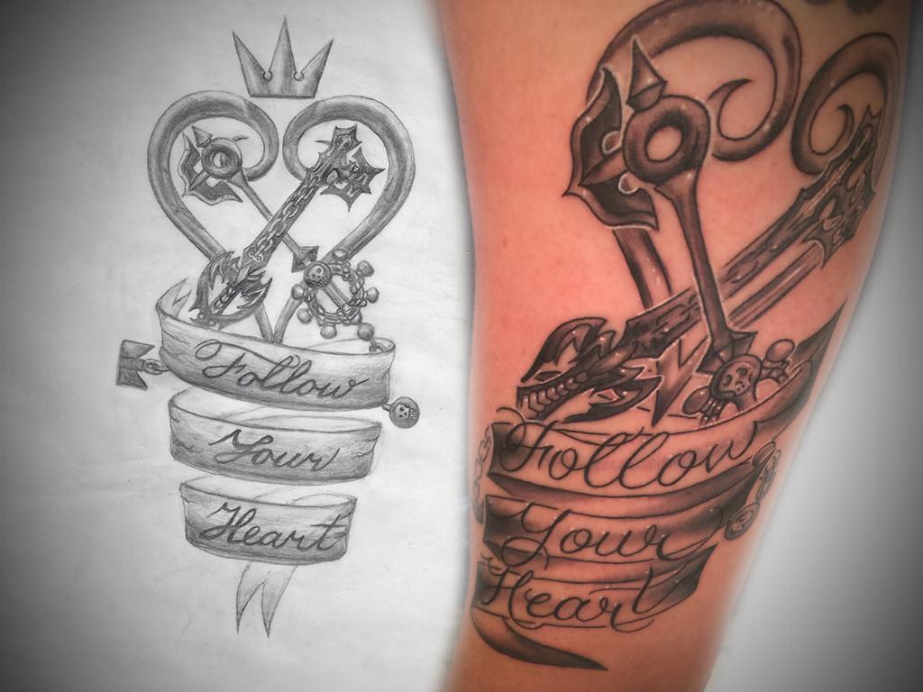 Manny's Tattoo