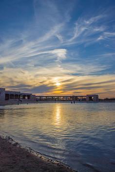 bottomless-lakes-sunset