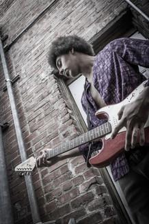 Vintage Hendrix Photoshoot
