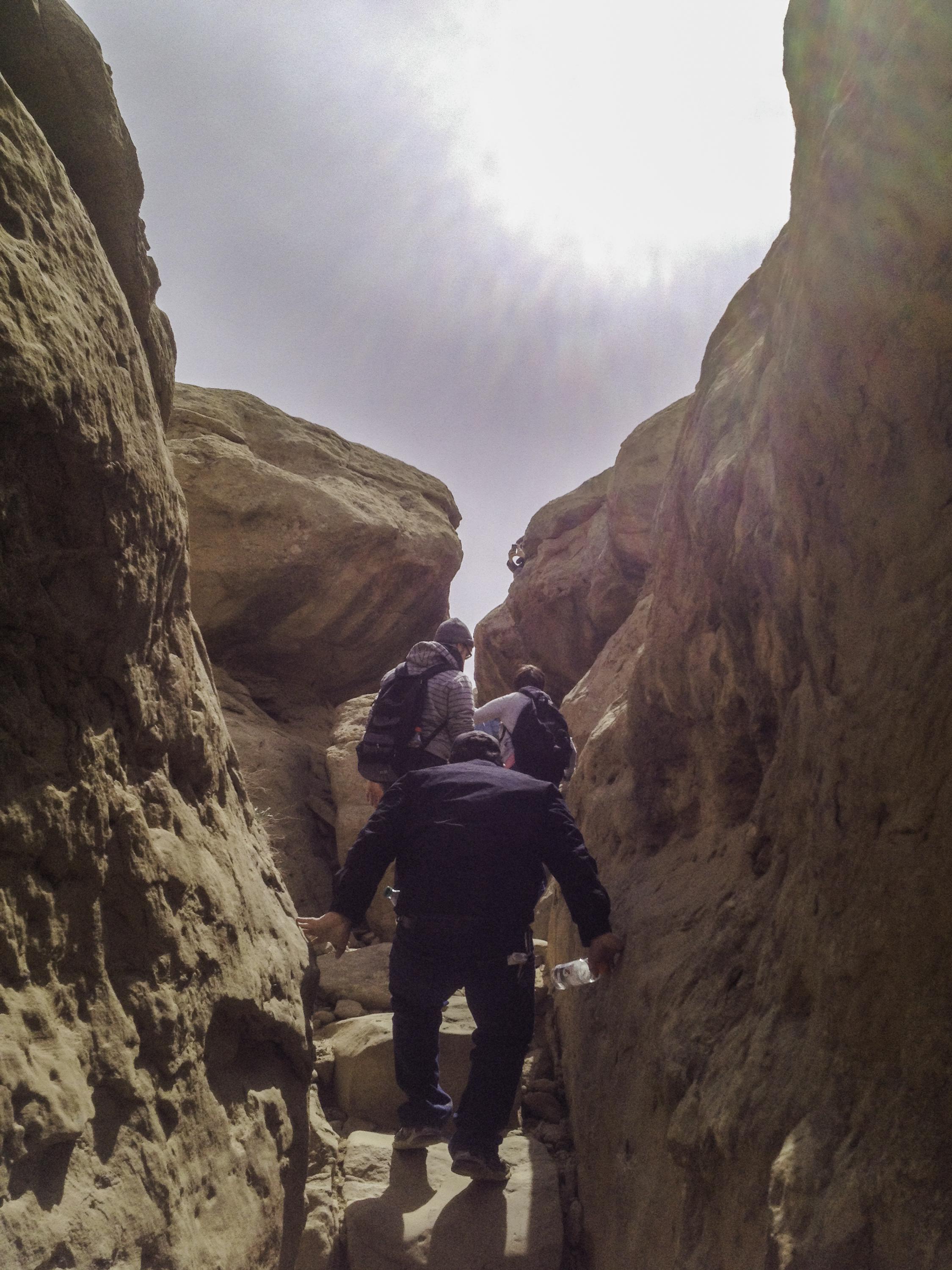 Climbing Chaco 2