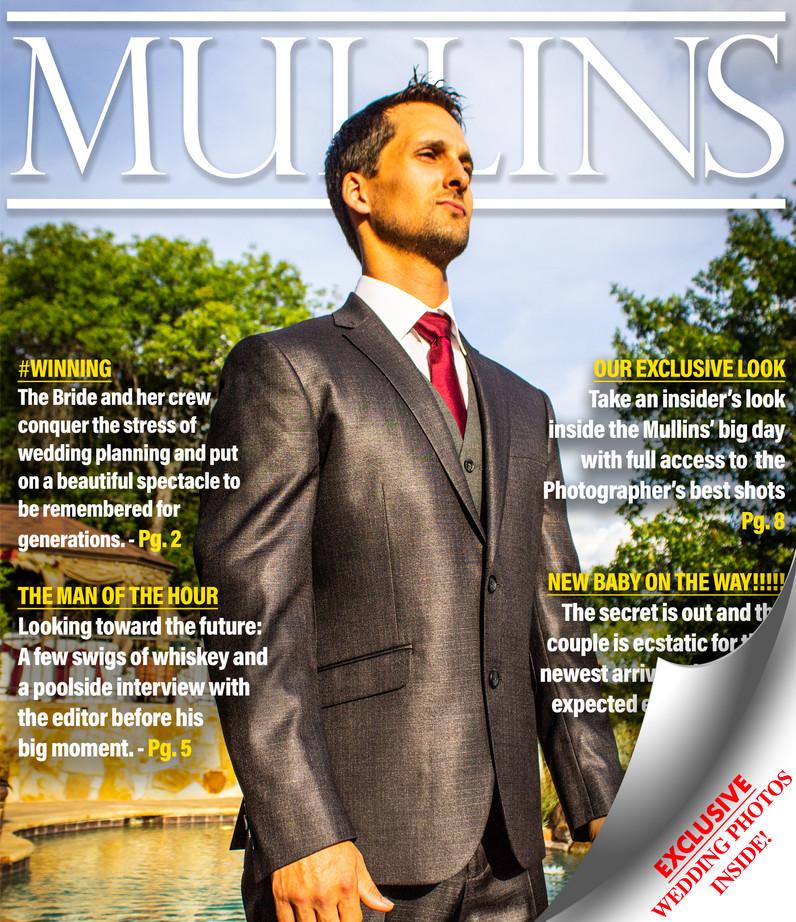 Mullins Magazine Photoshop
