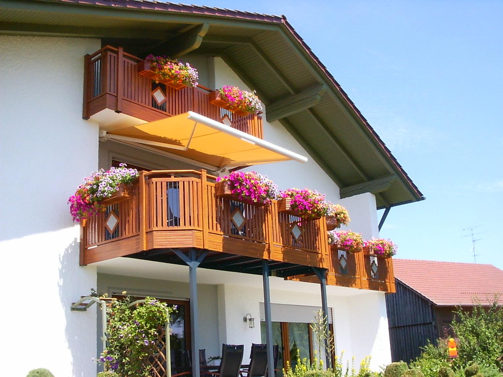 Alu Balkon 2