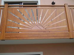 Alu Balkon 6