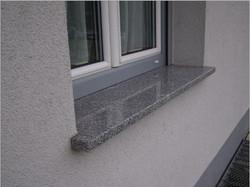 Granitfensterbank aussen