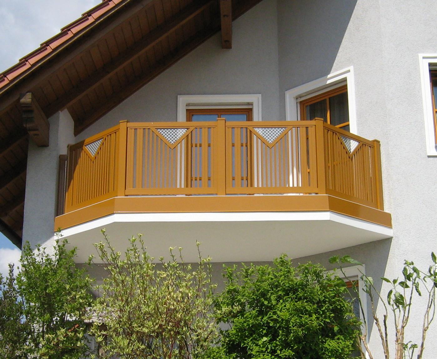Alu Balkon 3