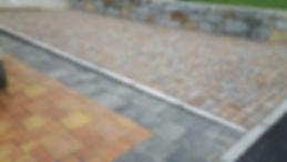 Betonpflaster Antik und Porphyr Pflastersteine