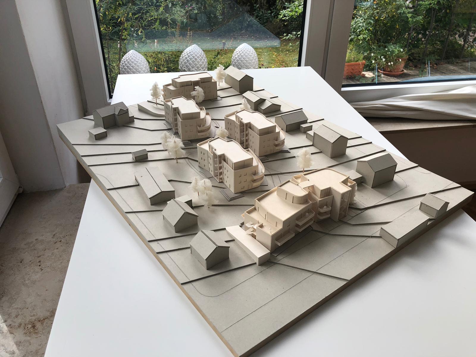 Modell Bühlweg 5
