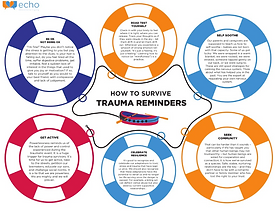 How to Survive Infographic (Echo Trainin