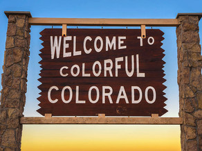 Colorado is the Place to Be! U.S.