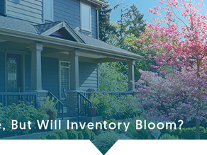 Spring is Here, But Will Inventory Bloom?