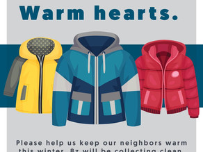 Keeping Our Neighbors Warm This Winter