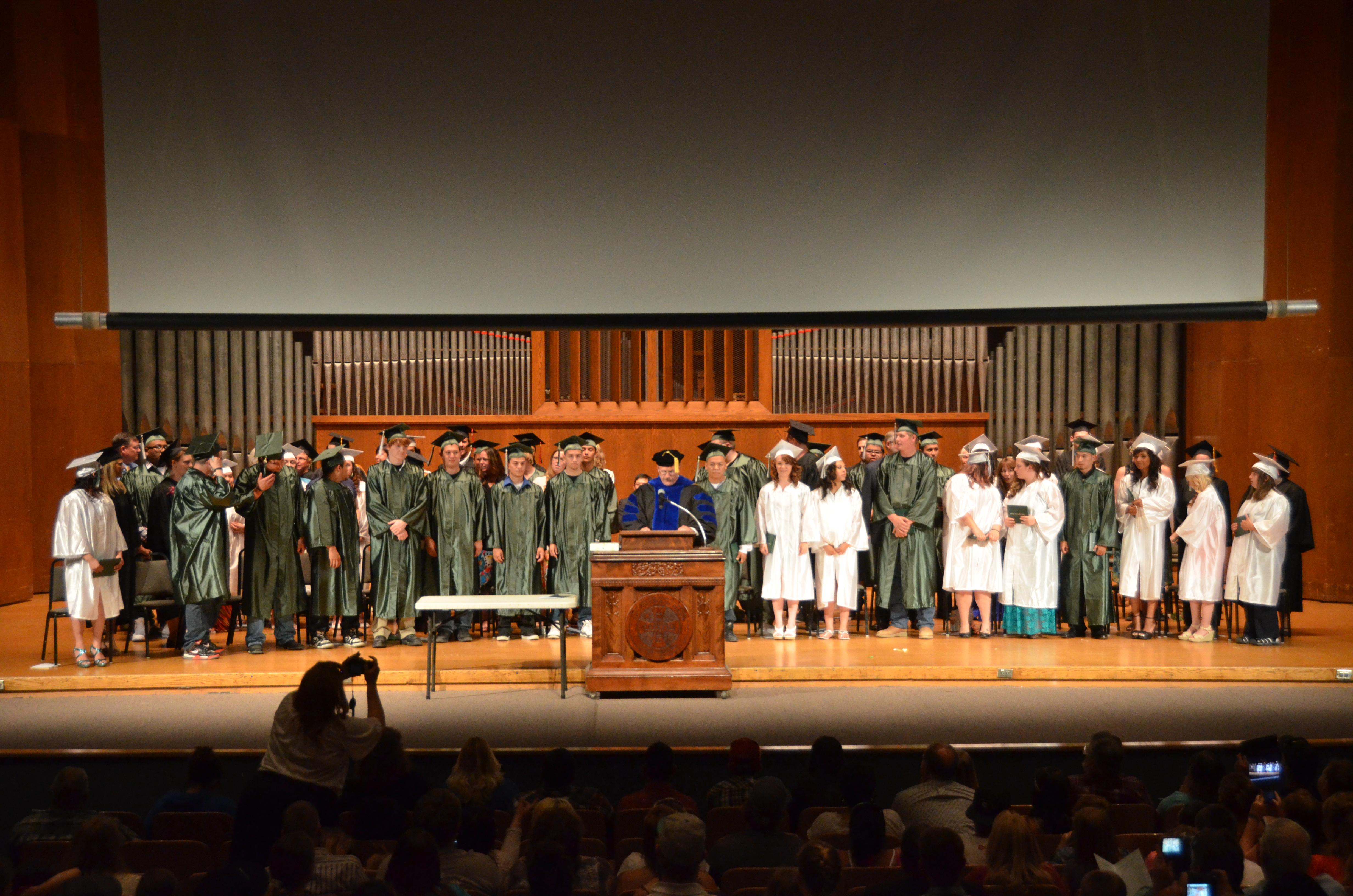 Graduating class of 2013