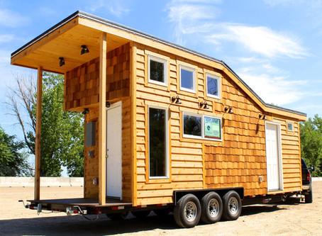 Tiny House Project Helps Idaho Students And Seniors