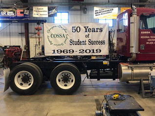 COSSA 50th Anniversary